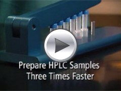 Prepare HPLC Samples